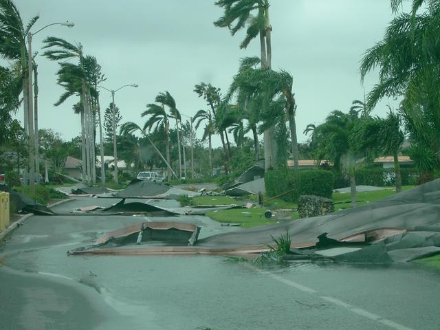 hurricane florida residents