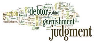 Garnishment Judgment