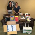 CHI Back to School Drive